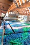 Milaan 2015 - Chinees paviljoen Royalty-vrije Stock Fotografie