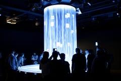 Milaan Expo 2015 royalty-vrije stock afbeeldingen