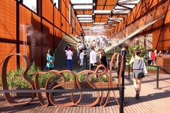 Milaan Expo 2015 Royalty-vrije Stock Fotografie