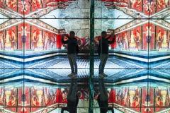 Milaan - Expo 2015 Stock Afbeeldingen