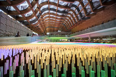 Milaan - Expo 2015 Royalty-vrije Stock Afbeeldingen