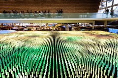 Milaan - Expo 2015 Stock Foto's
