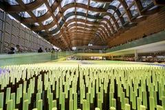 Milaan - Expo 2015 Royalty-vrije Stock Foto's