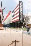 Milaan 2015 - het paviljoen van de V.S. Royalty-vrije Stock Foto's