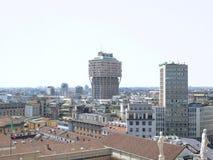 Milaan, Italië stock afbeelding