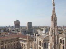 Milaan, Italië stock foto