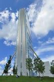 Milaan, Italië, de nieuwe wolkenkrabber van Citylife Royalty-vrije Stock Afbeeldingen
