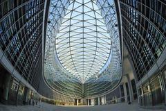 Milaan, Italië, de nieuwe wolkenkrabber van Regione Lombardia Stock Foto