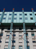 2013 Milaan Italië, het moderne buiding Royalty-vrije Stock Foto