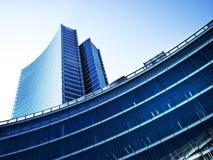 Milaan, Lombardia-Gebied, Overheidspaleis Stock Foto