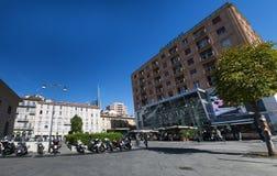Milaan, Lombardije, Italië, Noordelijk Italië, Europa royalty-vrije stock fotografie