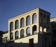 Milaan, Museum van de xx eeuw royalty-vrije stock afbeelding