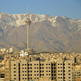 Milad Tower Royalty Free Stock Photo