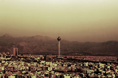 Milad Tower Stock Images