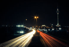 Milad Tower Royalty Free Stock Images