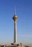 Milad Tower in Tehran, Iran Royalty Free Stock Photography