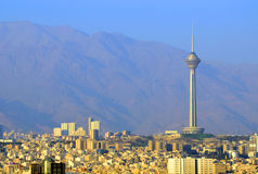 Milad Tower Stock Photography
