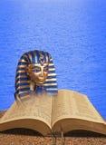Milagre da Bíblia do Mar Vermelho de moses do pharoah do deus fotografia de stock royalty free