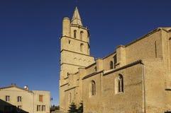 Milagre do DES de Notre Dame, Avignonet-Laugaris, Midi Pyrenees, França Imagem de Stock