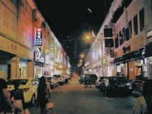 Milagro de Singapur Imagenes de archivo