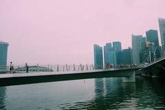Milagro de Singapur Fotos de archivo libres de regalías