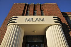 Milam Junior High, Tupelo Royalty Free Stock Photos