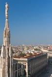 Milan Photos libres de droits