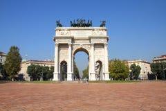 Milan Royalty Free Stock Image