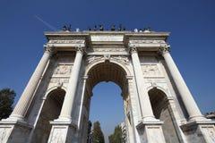 Milan Royalty Free Stock Photo