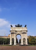 Milan Royalty Free Stock Images