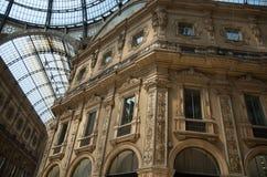 Milan 17 Arkivfoto