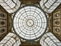 Milan Abstract Architecture Royalty-vrije Stock Foto