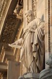 Milan - apostle from facade of Duomo Royalty Free Stock Photo