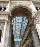 Milan architecture Stock Image