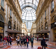 Milan architecture Royalty Free Stock Images