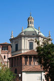 Milan - Basilica of San Lorenzo dome, tiburio Stock Photos
