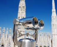 Milan Binoculars Stock Photos