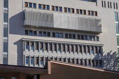 Milan, buildings exterior Stock Photography