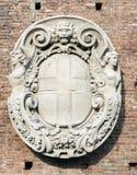 Milan, Castello Sforzesco Stock Photography