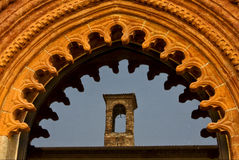 Milan Castle Fotografie Stock