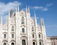 Milan Cathedral fotografie stock libere da diritti