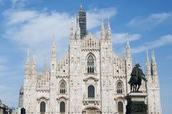 Milan Cathedral fotografia stock libera da diritti