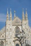 Milan Cathedral Image libre de droits