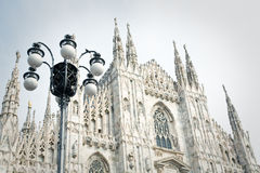 Milan Cathedral Fotos de Stock