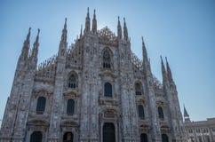 Milan Cathedral 1 Royaltyfria Bilder