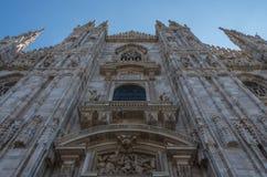 Milan Cathedral 19 Arkivbilder