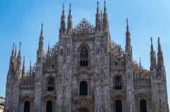 Milan Cathedral 29 Foto de archivo libre de regalías