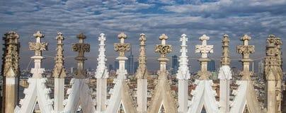 Milan Cathedral Lizenzfreies Stockbild