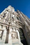Milan Cathedral Lizenzfreies Stockfoto
