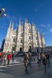 Milan Cathedral Lizenzfreie Stockbilder
